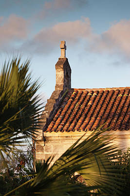 Iglesia Photograph - Cuba, Matanzas Province, Varadero by Walter Bibikow