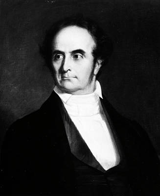 Daniel Webster (1782-1852) Art Print by Granger