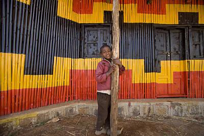 Ethiopia Art Print