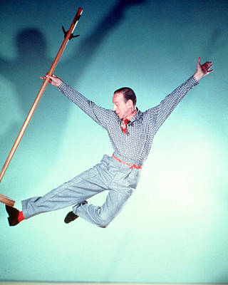 Fred Photograph - Fred Astaire by Silver Screen