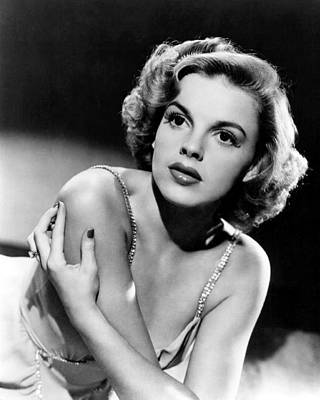 Judy Photograph - Judy Garland by Silver Screen