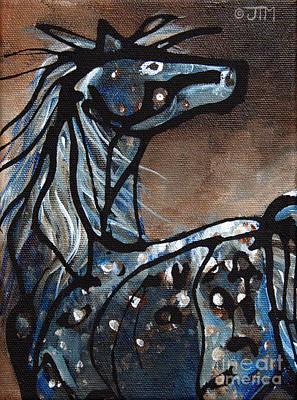 Painting - #14 June 5th by Jonelle T McCoy