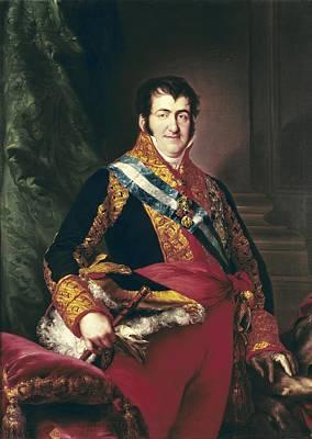 1833 Photograph - Lopez Y Porta�a, Vicente 1772-1850 by Everett