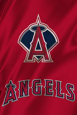Mlb Iphone Cases Photograph - Los Angeles Angels by Joe Hamilton