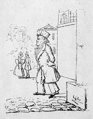Ludwig Van Beethoven (1770-1827) Art Print