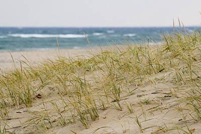 Sand Photograph - Michigan Beach by Gary Marx