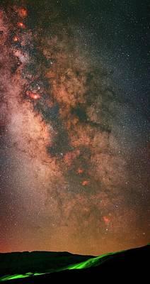 Milky Way Art Print by Babak Tafreshi