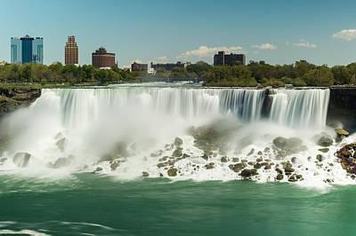 Photograph - Niagara Falls by Marek Poplawski