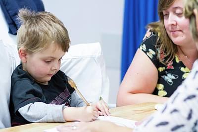 Paediatric Dialysis Department Art Print