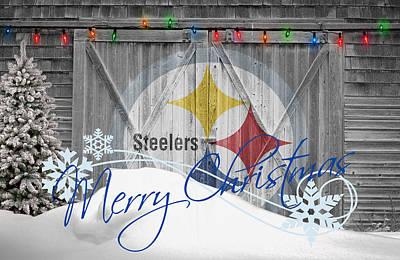 Photograph - Pittsburgh Steelers by Joe Hamilton