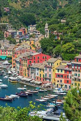 Portofino, Italy Art Print by Ken Welsh