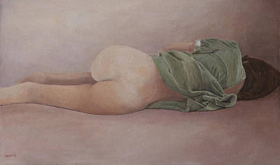 Painting - Rest by Masami Iida