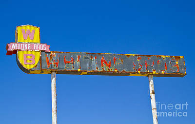 Vintage Photograph - Route 66 Highway Signs Motels Gas Stations And Art Deco Architec by ELITE IMAGE photography By Chad McDermott