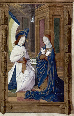 The Annunciation Art Print
