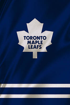 Toronto Maple Leafs Photograph - Toronto Maple Leafs by Joe Hamilton