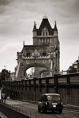 Photograph - Tower Bridge by Songquan Deng
