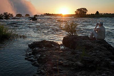 Multihued Photograph - Zambia by Sergi Reboredo