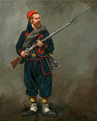 140th New York Infantry  Original by Mark Maritato