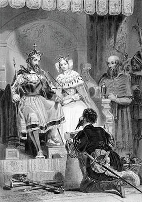Christopher Columbus Photograph - 1480s Christopher Columbus Submitting by Vintage Images
