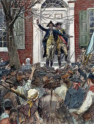 Alexander Hamilton Art Print by Granger