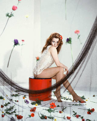 Ann-margret Art Print by Silver Screen