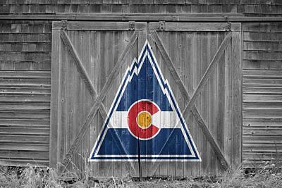 Photograph - Colorado Rockies by Joe Hamilton