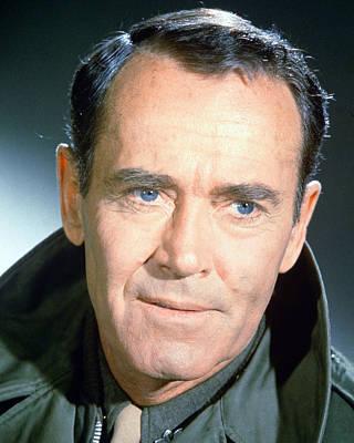 Henry Fonda Photograph - Henry Fonda by Silver Screen