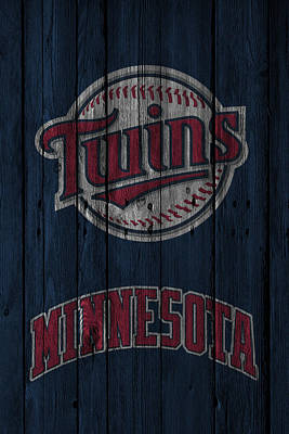 Photograph - Minnesota Twins by Joe Hamilton