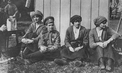 Tatiana Photograph - Nicholas II (1868-1918) by Granger