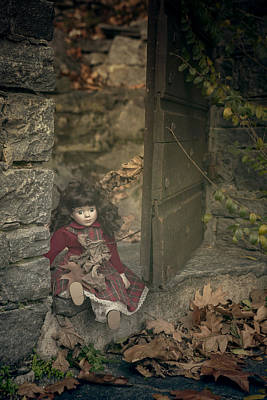 Doll Photograph - Old Doll by Joana Kruse