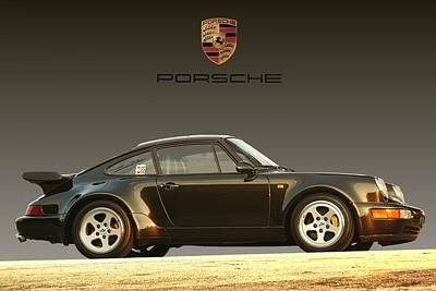 Porsche 911 3.2 Carrera 964 Turbo Original