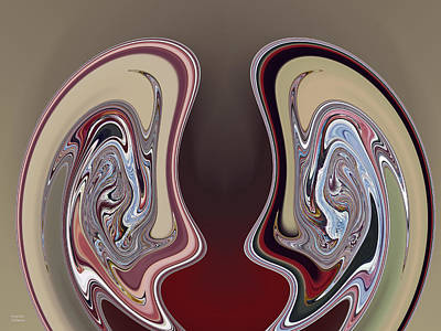 Digital Art - Untitled 8 by Augusta Stylianou