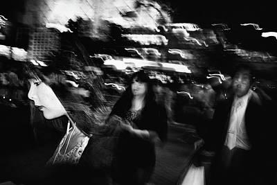 Bw Photograph - Untitled by Tatsuo Suzuki