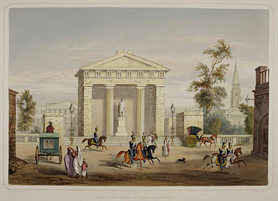 Aristocrat Photograph - Views Of Calcutta And Its Environs by British Library