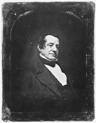 Photograph - Washington Irving by Granger