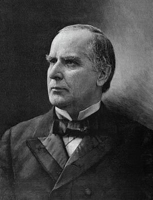 Painting - William Mckinley (1843-1901) by Granger