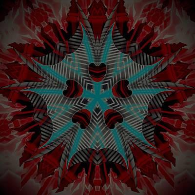 Digital Art - 1500 01 by Brian Johnson