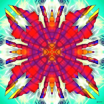 Digital Art - 1500 08 by Brian Johnson