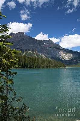 Photograph - 150p Emerald Lake by NightVisions
