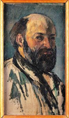 Self-portrait Photograph - France, Ile De France, Paris, Muse by Everett
