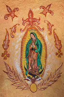 Our Lady Of Guadalupe Photograph - Mexico, San Miguel De Allende by Jaynes Gallery