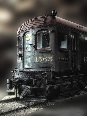 1565 Class B Irm Art Print by Thomas Woolworth