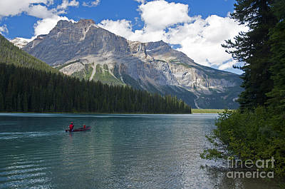 Photograph - 156p Emerald Lake by NightVisions