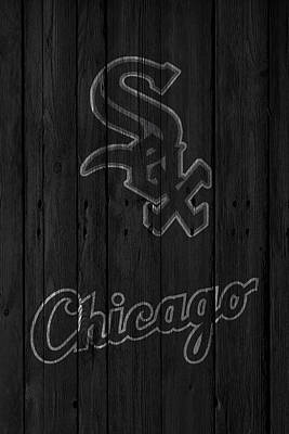 Photograph - Chicago White Sox by Joe Hamilton