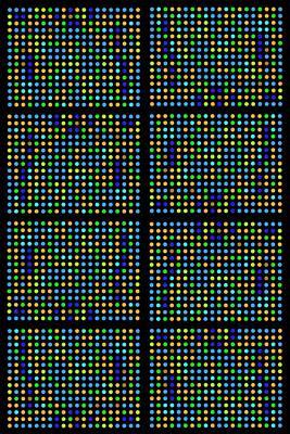 Genetic Research Art Print