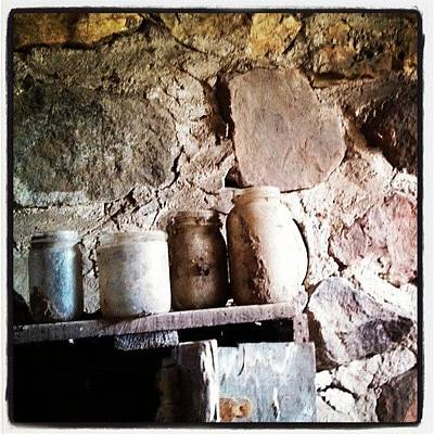 Rock Wall Art - Photograph - Instagram Photo by Aaron Kremer