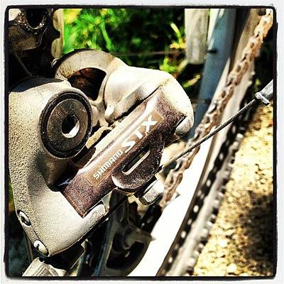 Gears Photograph - Instagram Photo by Dwight Darling