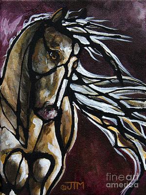 Painting - #16 June 7th by Jonelle T McCoy