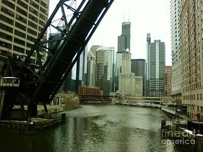 Kinzie Street Bridge Original