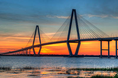 Kids Cartoons - Twilight over Ravenel by Dale Powell